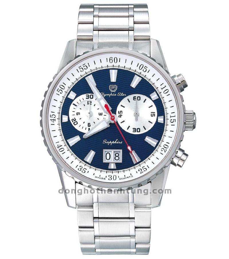Đồng hồ Olympia Star OPA589-01MS-X