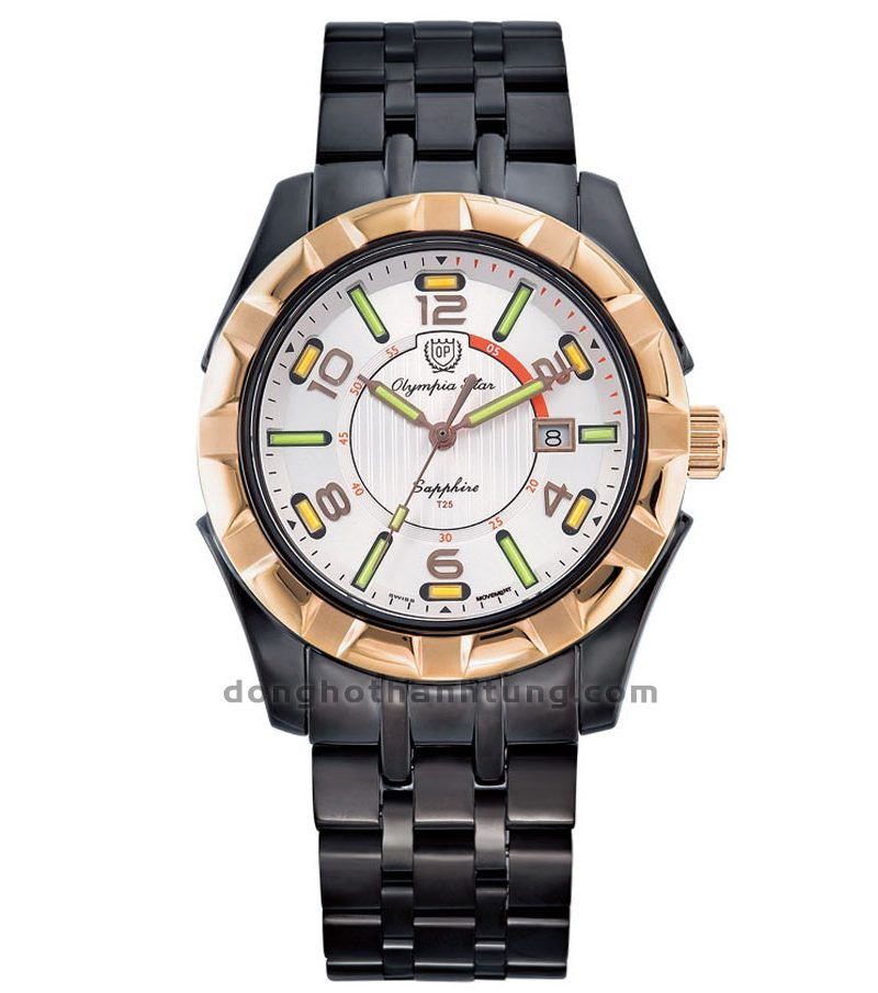 Đồng hồ Olympia Star OPA98017TMBR-T