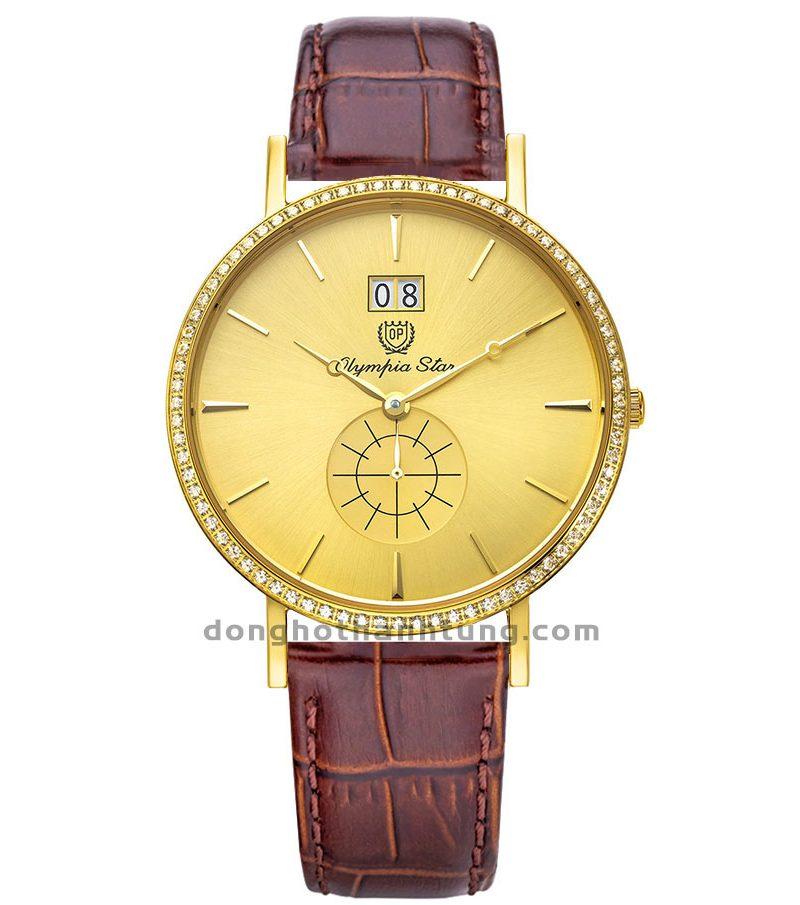 Đồng hồ Olympia Star OPA58082-04DMK-GL-V