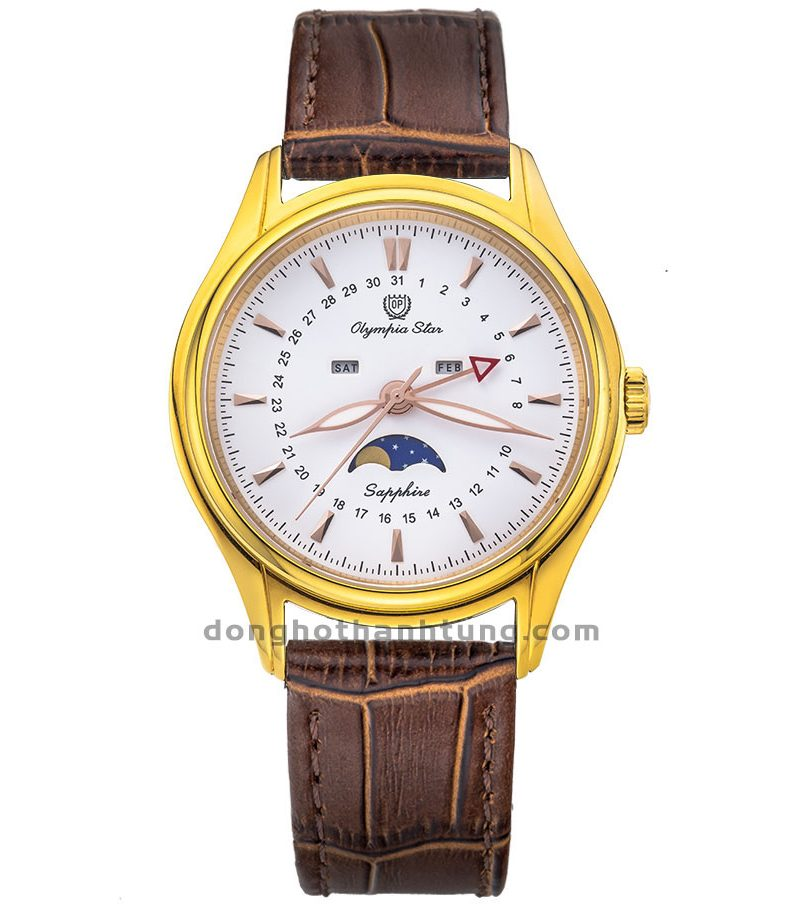 Đồng hồ Olympia Star OPA98022-80MK-GL-T