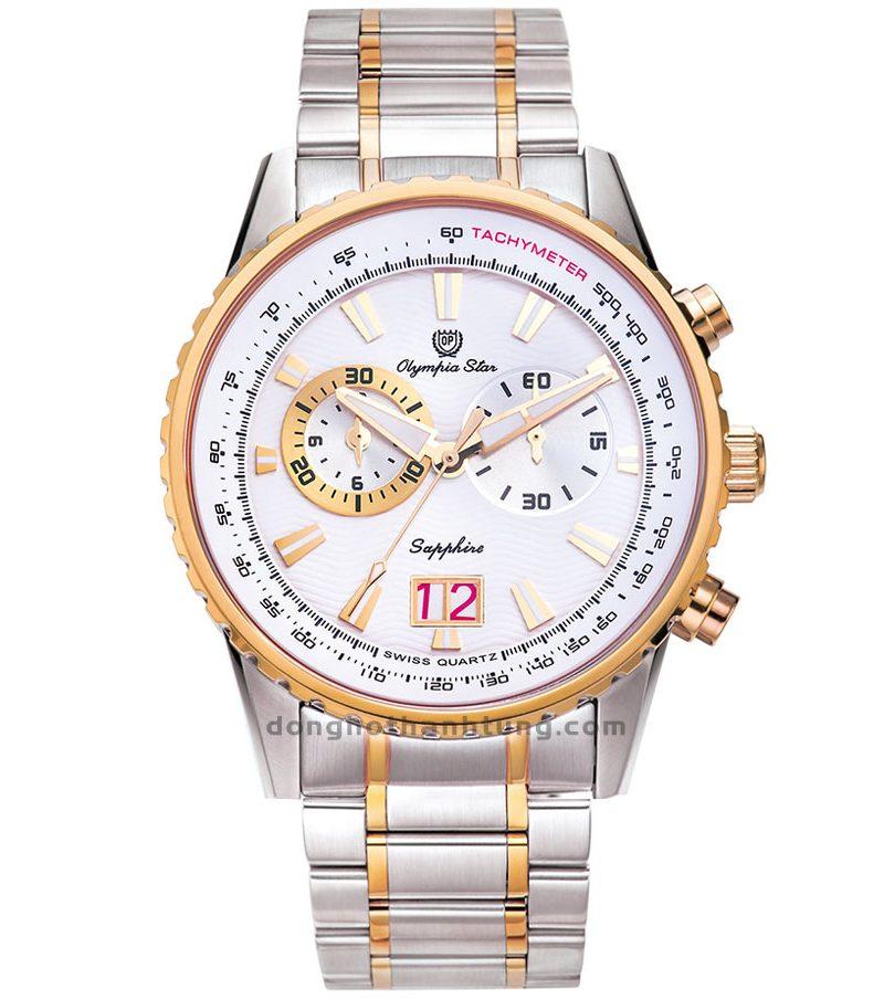 Đồng hồ Olympia Star OPA589-01MSR-T
