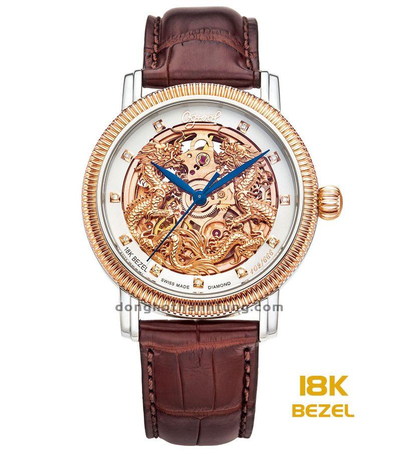 Đồng hồ Ogival OG358-18.652AGSR-GL