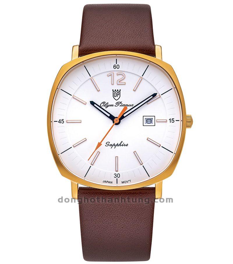 Đồng hồ Olym Pianus OP5711MR-GL-T