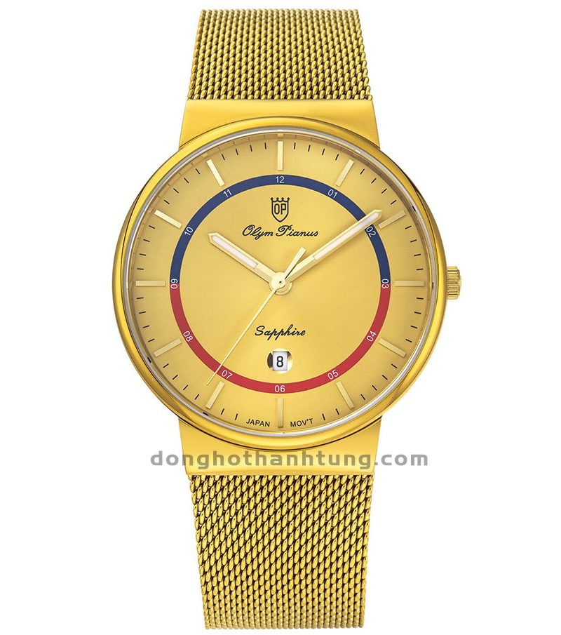 Đồng hồ Olym Pianus OP5712MK-V