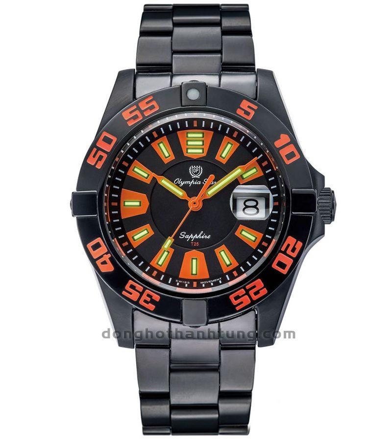 Đồng hồ Olympia Star OPA98019TGB-1D