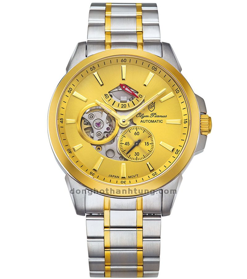 Đồng hồ Olym Pianus OP9908-88.1AGSK-V