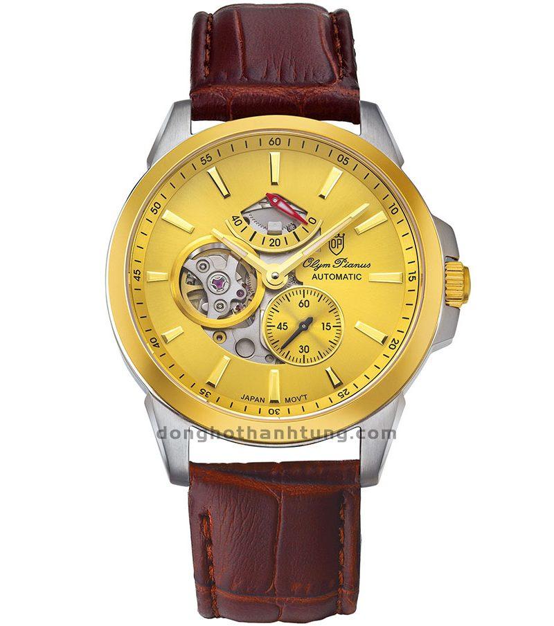 Đồng hồ Olym Pianus OP9908-88.1AGSK-GL-V