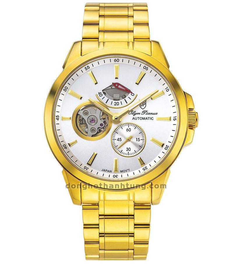 Đồng hồ Olym Pianus OP9908-88AGK-T