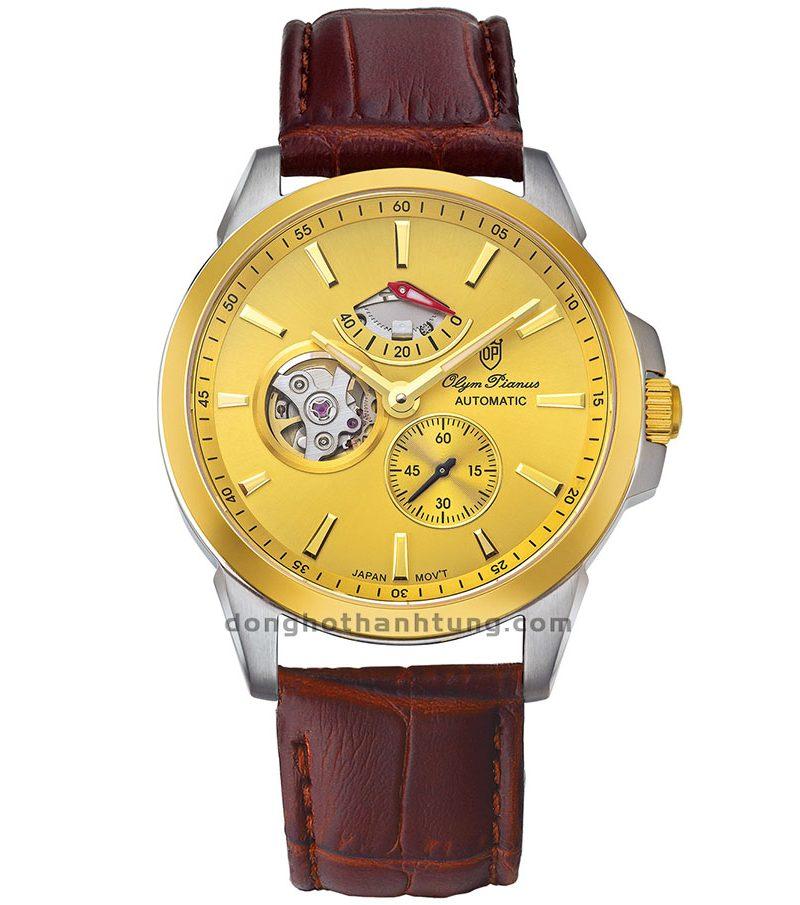 Đồng hồ Olym Pianus OP9908-88AGSK-GL-V