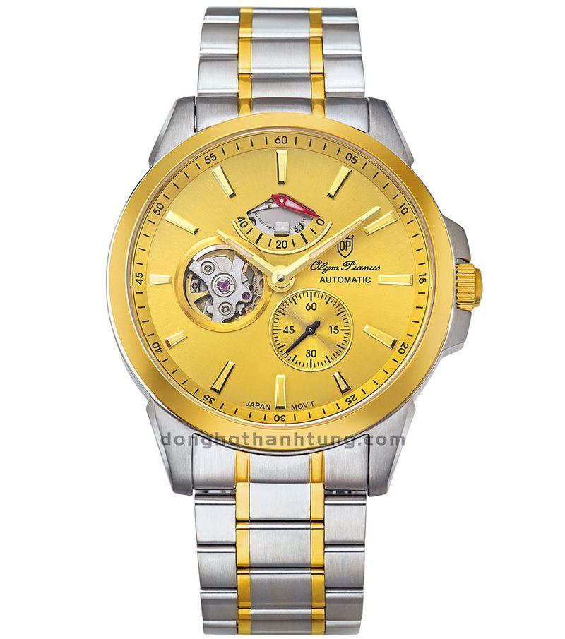 Đồng hồ Olym Pianus OP9908-88AGSK-V