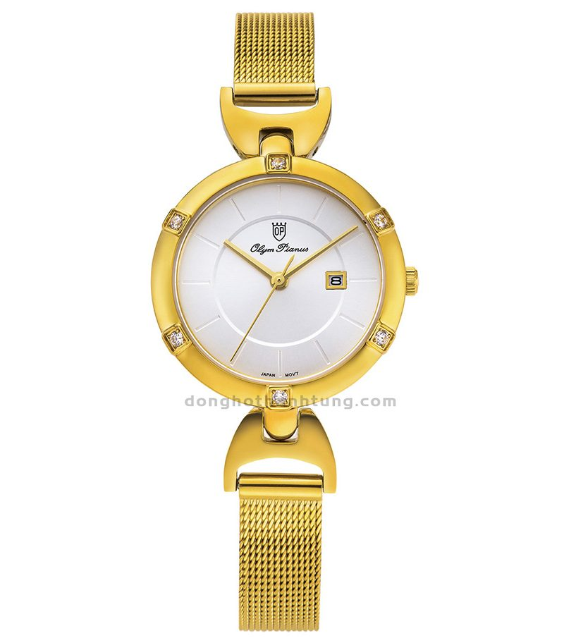 Đồng hồ Olym Pianus OP2498DLK-T
