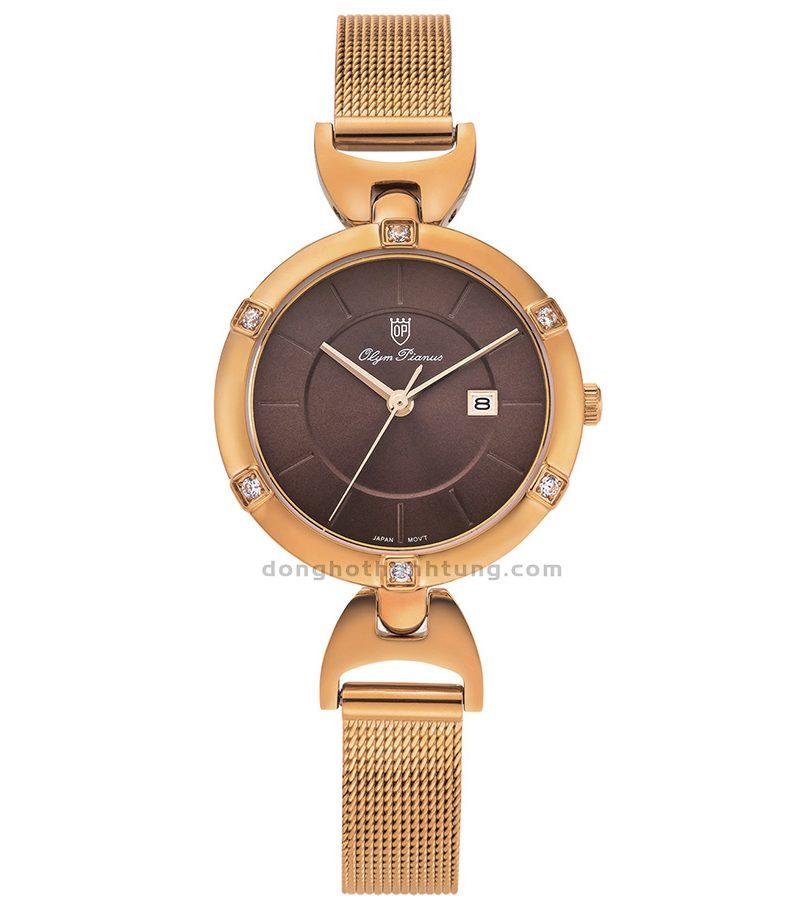 Đồng hồ Olym Pianus OP2498DLR-N