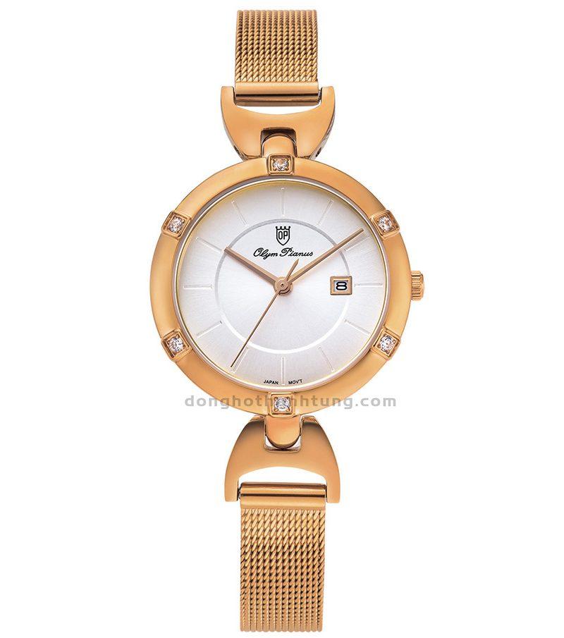 Đồng hồ Olym Pianus OP2498DLR-T