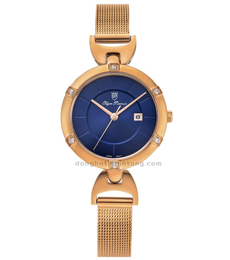 Đồng hồ Olym Pianus OP2498DLR-X
