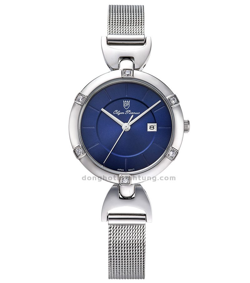 Đồng hồ Olym Pianus OP2498DLS-X