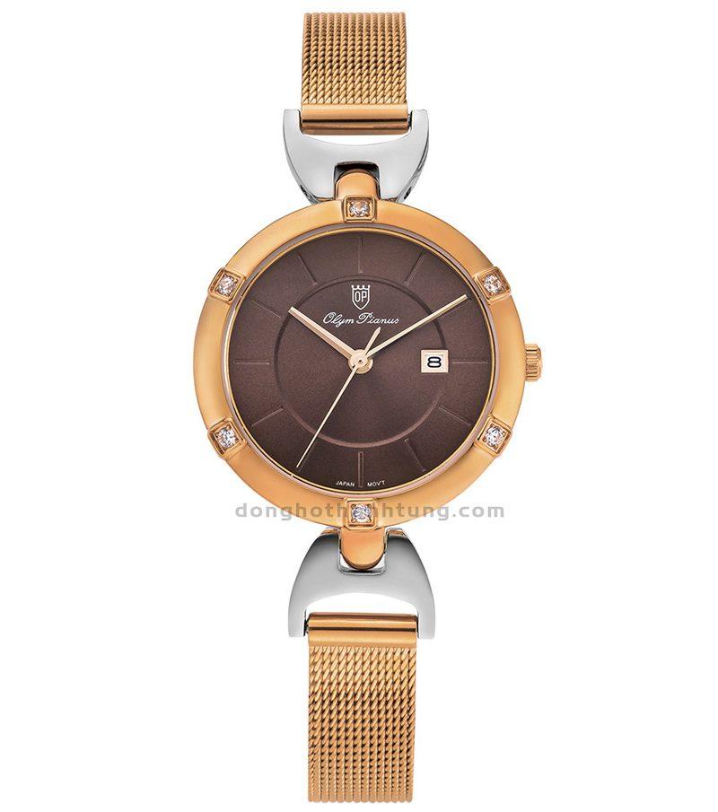 Đồng hồ Olym Pianus OP2498DLSR-N