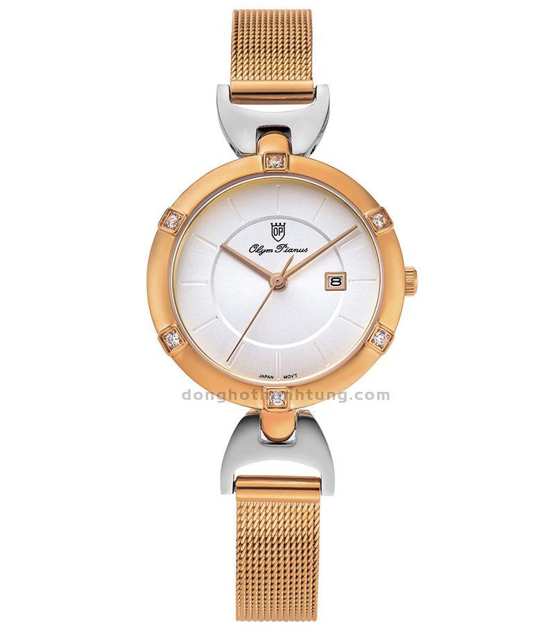 Đồng hồ Olym Pianus OP2498DLSR-T