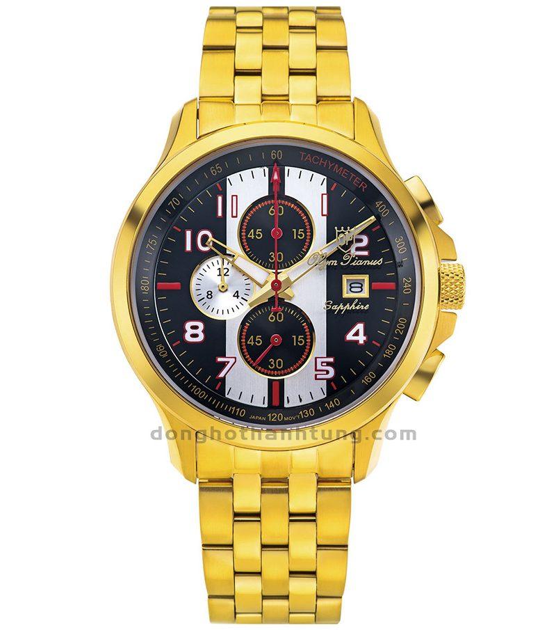 Đồng hồ Olym Pianus OP89022-3GK-D