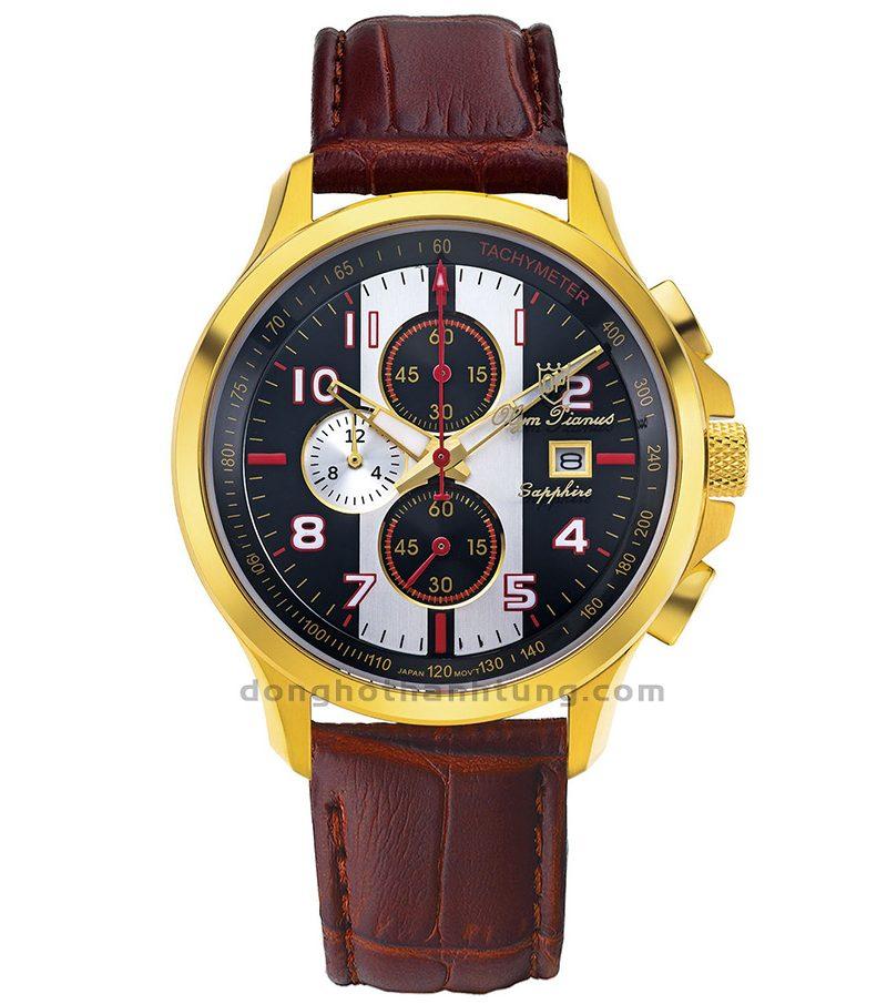 Đồng hồ Olym Pianus OP89022-3GK-GL-D