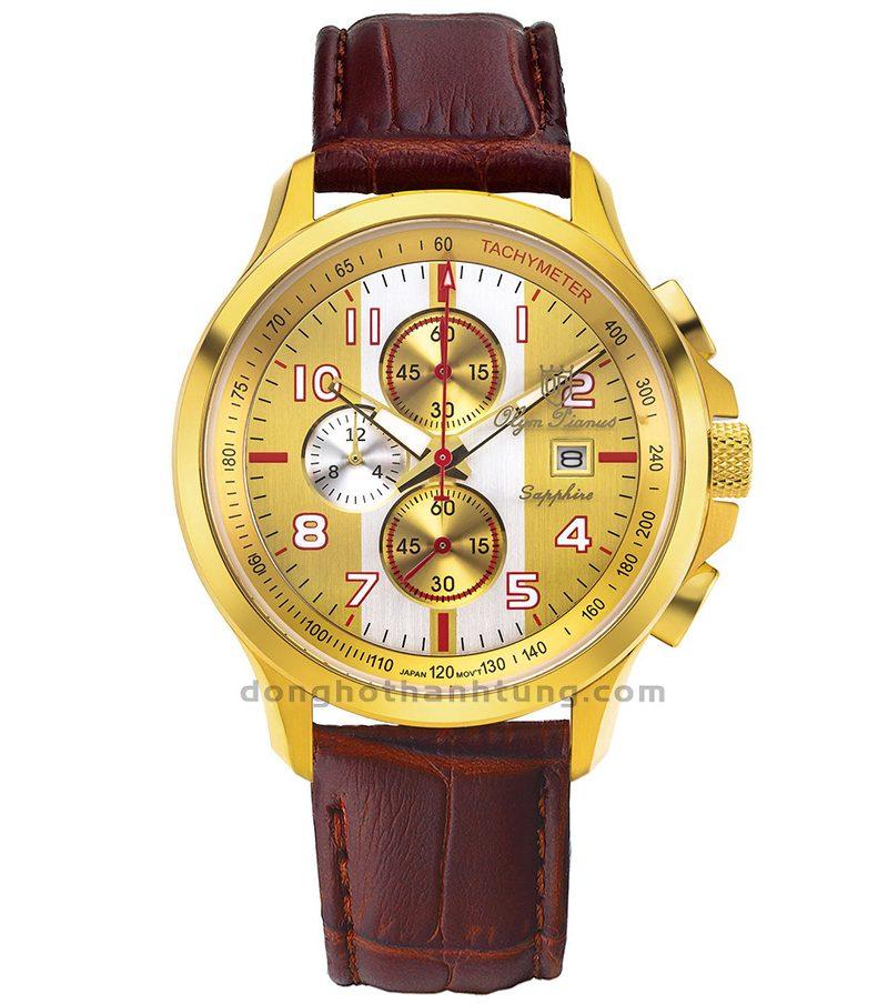 Đồng hồ Olym Pianus OP89022-3GK-GL-V