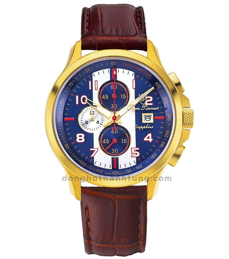Đồng hồ Olym Pianus OP89022-3GK-GL-X
