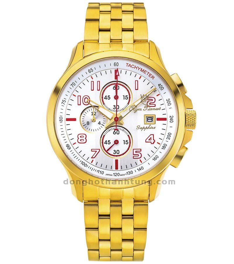 Đồng hồ Olym Pianus OP89022-3GK-T