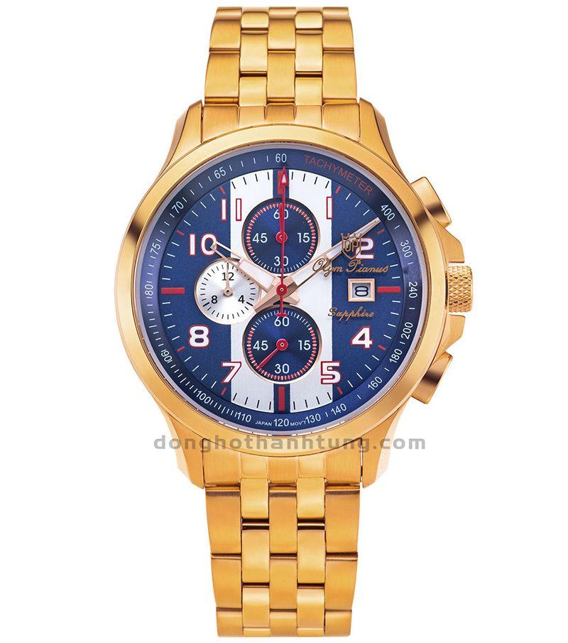 Đồng hồ Olym Pianus OP89022-3GR-X