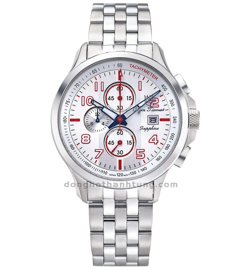 Đồng hồ Olym Pianus OP89022-3GS-T