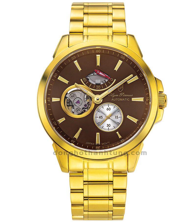 Đồng hồ Olym Pianus OP9908-88AGK-N