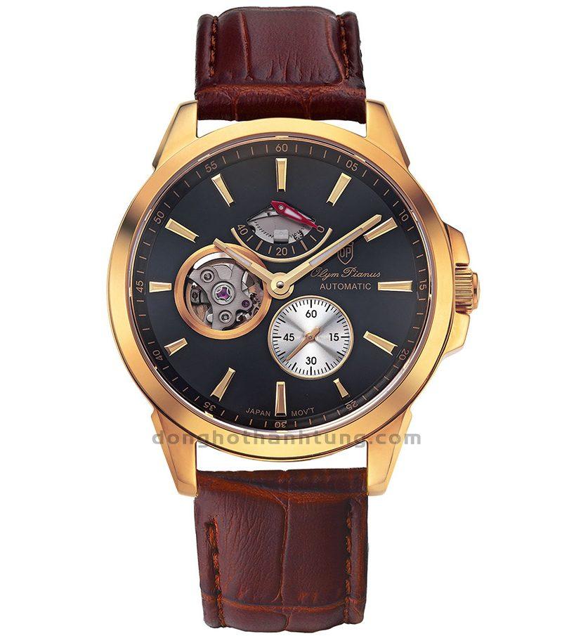 Đồng hồ Olym Pianus OP9908-88AGR-GL-D
