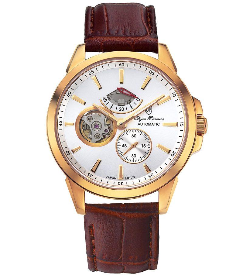 Đồng hồ Olym Pianus OP9908-88AGR-GL-T