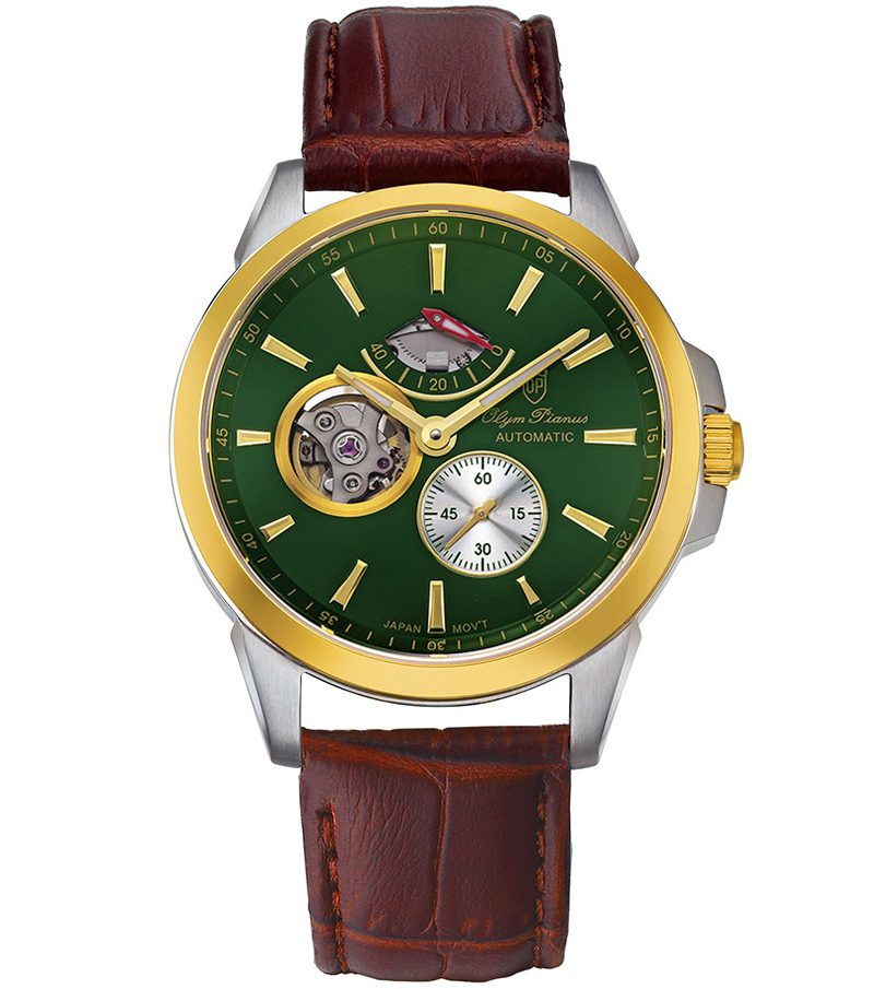 Đồng hồ Olym Pianus OP9908-88AGSK-GL-XL