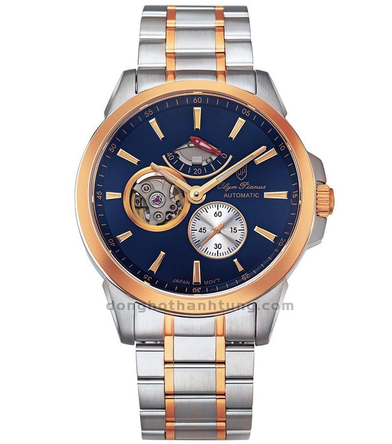 Đồng hồ Olym Pianus OP9908-88AGSR-X