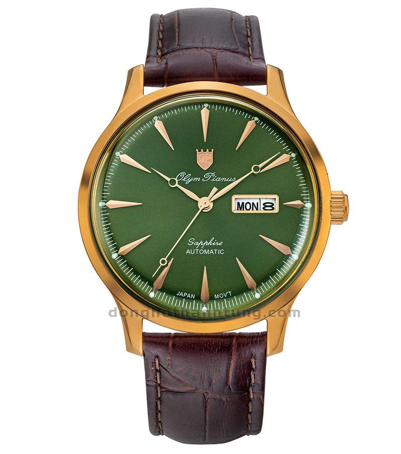 Đồng hồ Olym Pianus OP99141-56AGR-GL-XL