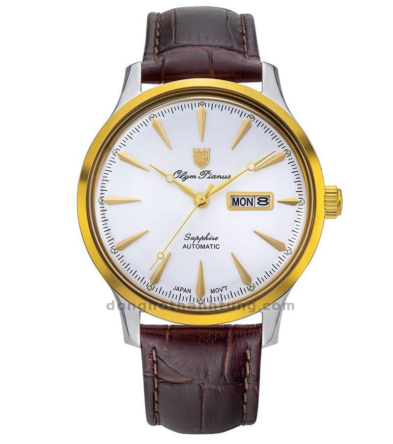 Đồng hồ Olym Pianus OP99141-56AGSK-GL-T