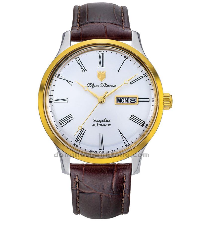 Đồng hồ Olym Pianus OP99141-56.1AGSK-GL-T