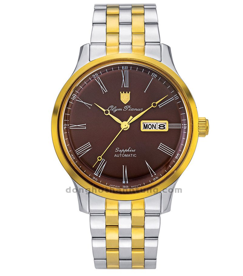 Đồng hồ Olym Pianus OP99141-56.1AGSK-N