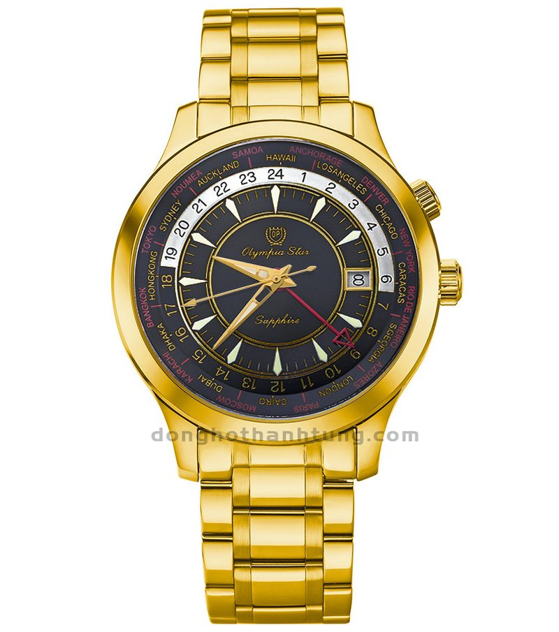 Đồng hồ Olympia Star OPA98027GK-D