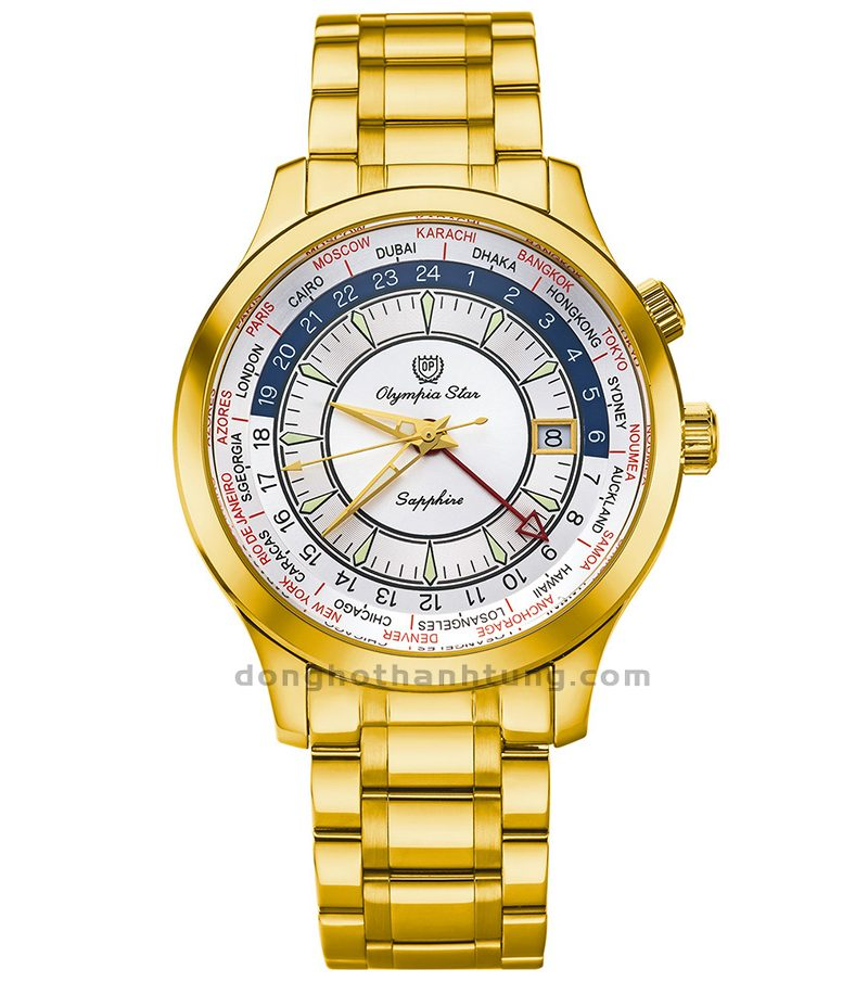 Đồng hồ Olympia Star OPA98027GK-T