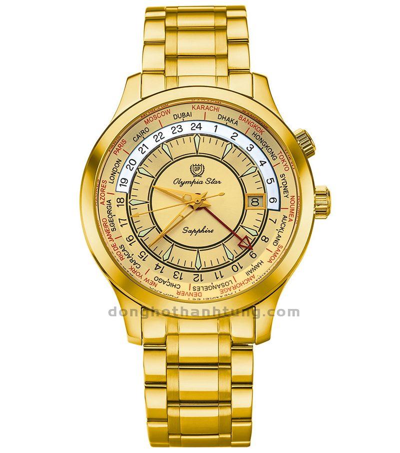 Đồng hồ Olympia Star OPA98027GK-V