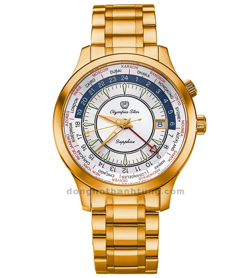 Đồng hồ Olympia Star OPA98027GR-T