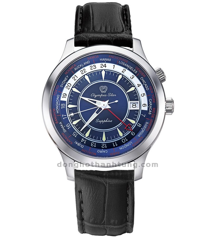 Đồng hồ Olympia Star OPA98027GS-GL-X