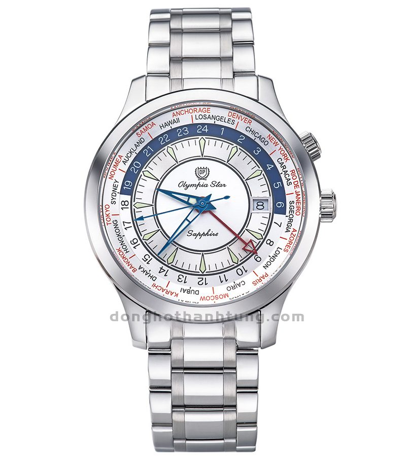 Đồng hồ Olympia Star OPA98027GS-T