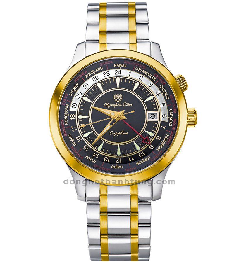 Đồng hồ Olympia Star OPA98027GSK-D