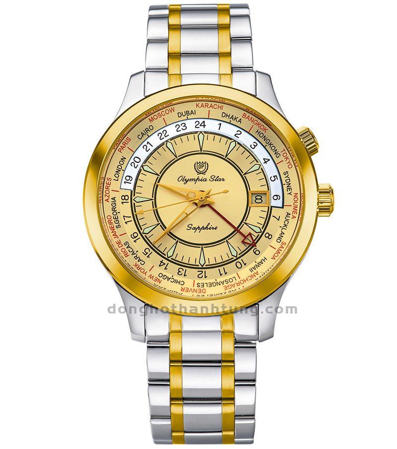 Đồng hồ Olympia Star OPA98027GSK-V