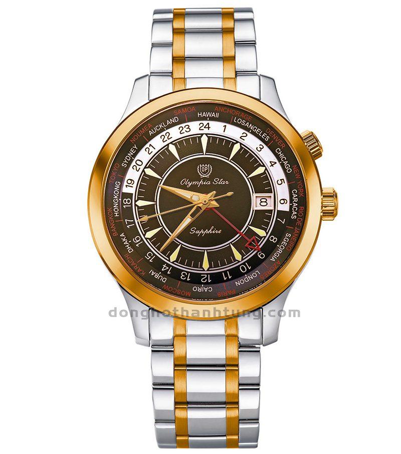 Đồng hồ Olympia Star OPA98027GSR-N