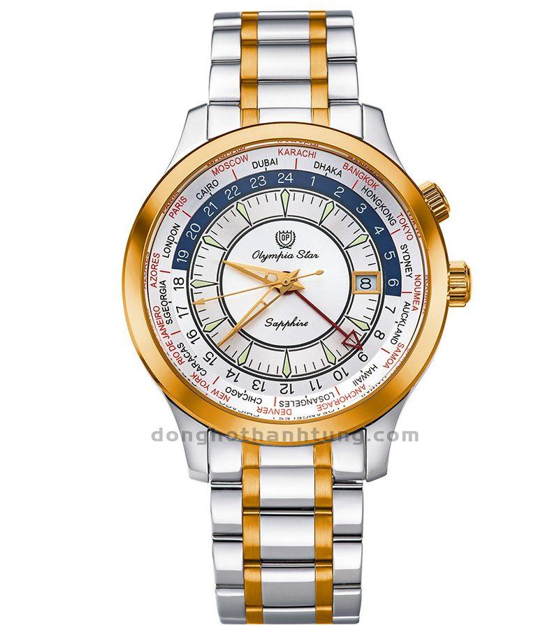Đồng hồ Olympia Star OPA98027GSR-T
