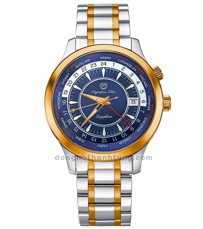 Đồng hồ Olympia Star OPA98027GSR-X