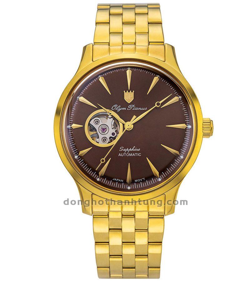 Đồng hồ Olym Pianus OP99141-71AGK-N