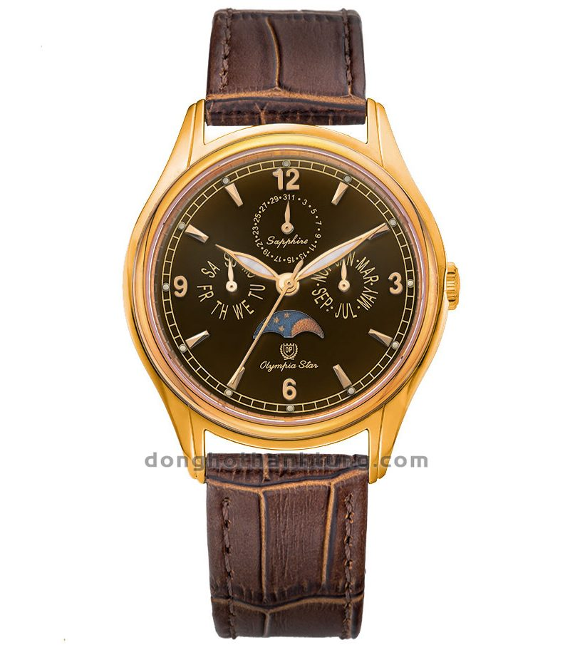 Đồng hồ Olympia Star OPA98022-00MR-GL-N